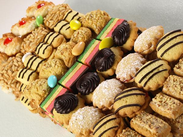 Cookies regular and sugar free